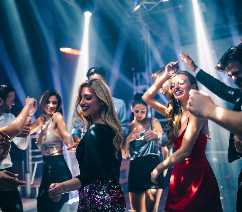 discoteca evento